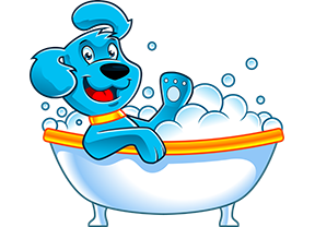 Self service dog wash wash n wiggle what makes the bath master pro bathing system the only system used at wash n wiggle the perfect way to wash your pet solutioingenieria Images
